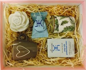 "Подарочная коробка ""Источник свежести"" — Kievflower - Доставка цветов"