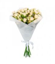 Кустовая роза Нежность