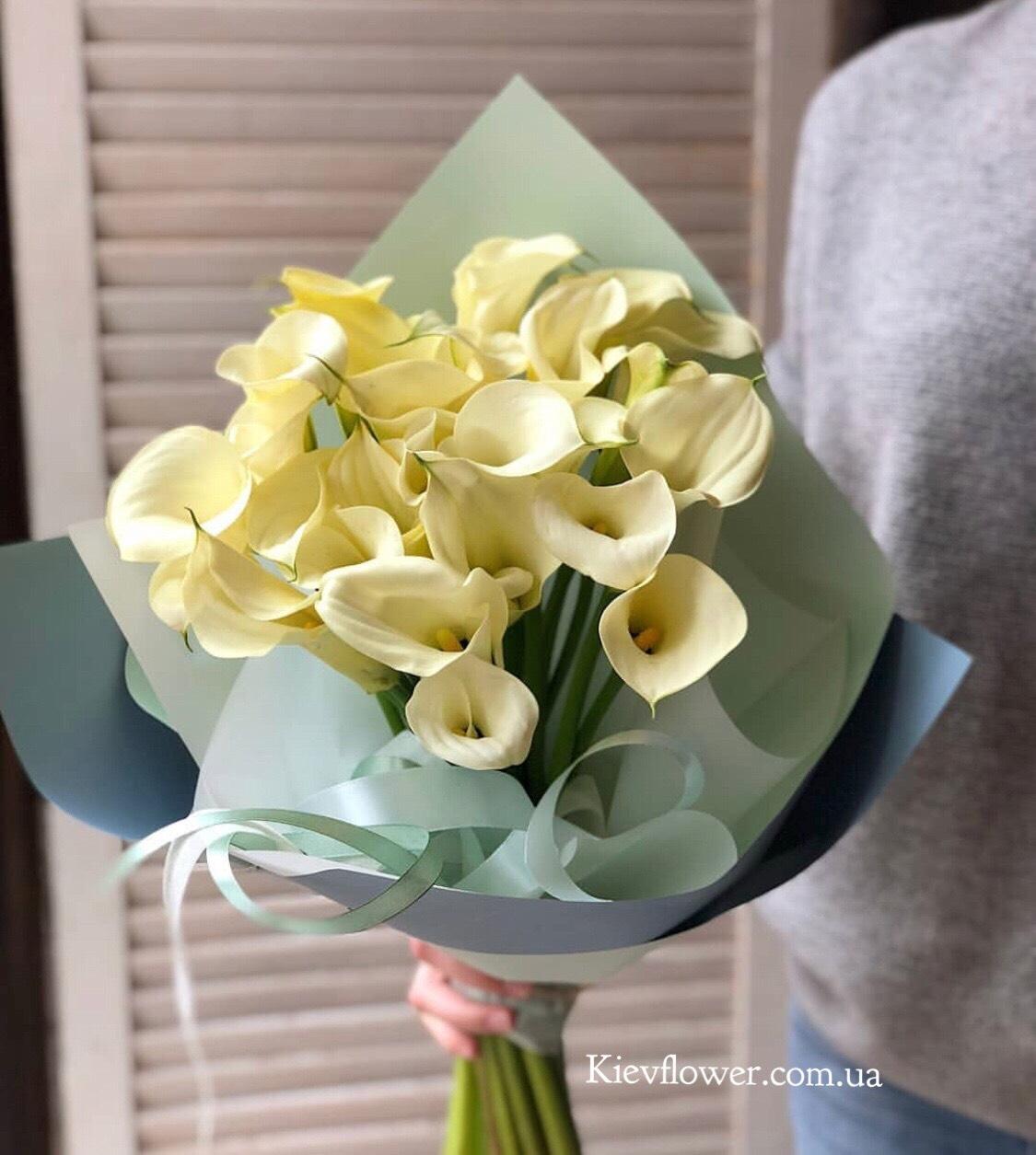 Цветы каллы купить днепр