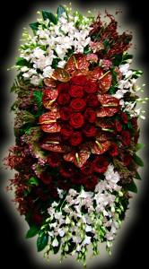 Траурный венок  — Kievflower - Доставка цветов