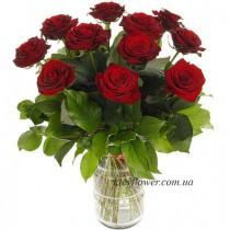 Букет из 11 роз