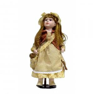 Фарфоровая кукла — игрушки и подарки заказать с доставкой в KievFlower.  Артикул: 9696012