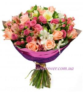 Моей Маме — Kievflower - Доставка цветов