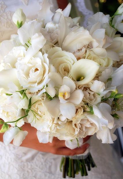Свадебные букет