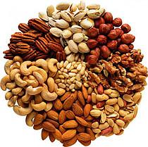 Орехи с доставкой