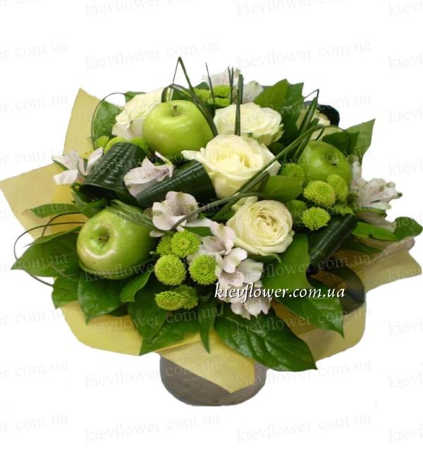 Заказать цветы в Киеве