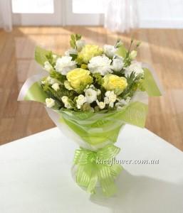 """Букет """"Удачного дня!"""" — Букеты цветов заказать с доставкой в KievFlower.  Артикул: 0554"""