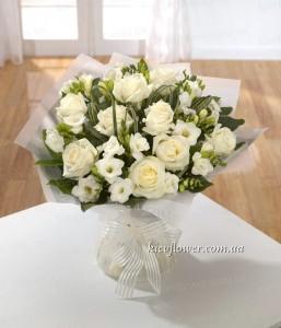 """Букет """"Анна"""" — Букеты цветов заказать с доставкой в KievFlower.  Артикул: 0533"""