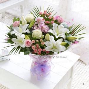 Дивный сад — Букеты цветов заказать с доставкой в KievFlower.  Артикул: 0504