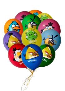 Шарики Angry Birds