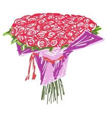 Букет от флориста — Букеты цветов заказать с доставкой в KievFlower.  Артикул: 777
