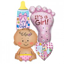 """Набор для новорожденной """"Девочка"""""""