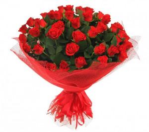 Розы для Татьяны — Kievflower - Доставка цветов
