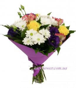 Яркий букет  — Kievflower - Доставка цветов