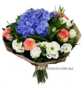 """Букет """"Очарован Тобой"""" — Kievflower - Доставка цветов"""