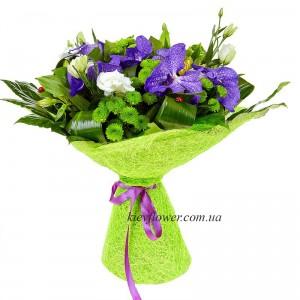 "Букет ""Атлантида"" — Букеты цветов заказать с доставкой в KievFlower.  Артикул: 48119"