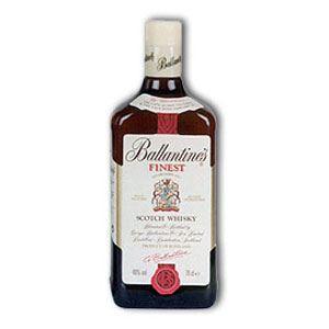 Виски Ballantines Finest  — Подарки заказать с доставкой в KievFlower.  Артикул: 5011
