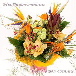 Сафари — Букеты цветов заказать с доставкой в KievFlower.  Артикул: 1026