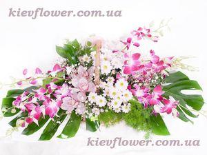 """""""Долина цветов"""" — Букеты цветов заказать с доставкой в KievFlower.  Артикул: 0822"""