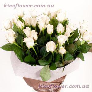 """Букет """"Свидание"""" — Букеты цветов заказать с доставкой в KievFlower.  Артикул: 0981"""