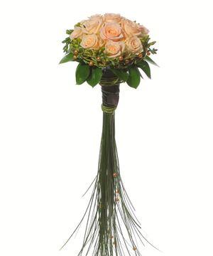 Свадебный букет № 29 — Свадебные букеты заказать с доставкой в KievFlower.  Артикул: 9029