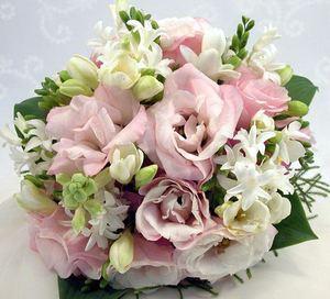 Свадебный букет невесты № 37 — Свадебные букеты заказать с доставкой в KievFlower.  Артикул: 9037