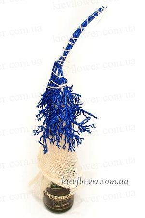 Декорированное шампанское 6 — Корпоративные новогодние подарки заказать с доставкой в KievFlower.  Артикул: 1815