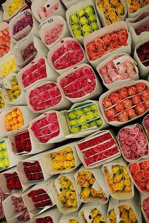 Спец предложение  Голландская рулетка:) — Букеты цветов заказать с доставкой в KievFlower.  Артикул: 1075