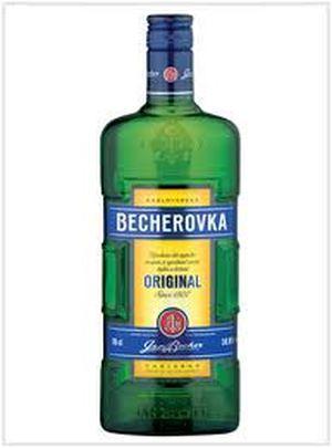 Настойка Бехеровка — Подарки заказать с доставкой в KievFlower.  Артикул: 0390