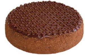 Торт Пражский — Подарки заказать с доставкой в KievFlower.  Артикул: 0341
