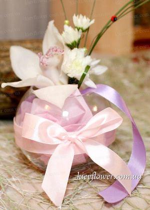 """Орхидея """"Нежность"""" — Букеты цветов заказать с доставкой в KievFlower.  Артикул: 1772"""