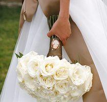 Букет невесты из роз № 24