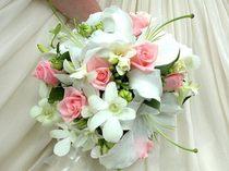 Свадебный букет невесты № 36