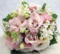 Свадебный букет невесты № 37
