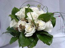 Свадебный букет невесты № 41