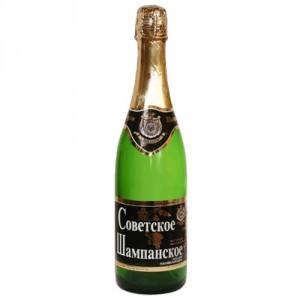 Советское шампанское — Kievflower - Доставка цветов