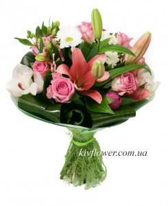 От сердца к сердцу  — Kievflower - Доставка цветов