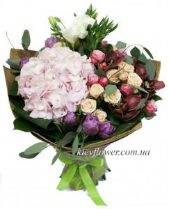 Цветы, любовь, счастье — Kievflower - Доставка цветов