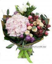 Цветы, любовь, счастье