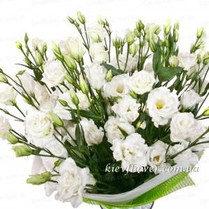 """Букет """"Серенада"""" — Букеты цветов заказать с доставкой в KievFlower.  Артикул: 1238"""