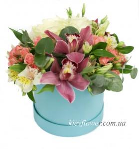 Волшебная коробочка — Kievflower - Доставка цветов